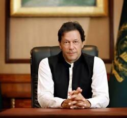 पाकिस्तान प्रधानमंत्री कार्यालय में लगी आग,घटना के वक्त मौजूद थे इमरान