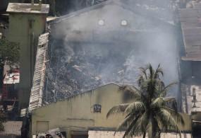 पुणे : गैस लीक होने के कारण घर में लगी आग, मां- बेटा बुरी तरह झुलसे