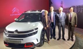 फ्रांस की इस कंपनी ने की भारत में एंट्री, अगले साल लॉन्च करेगी C5 Aircross SUV