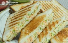 इस सर्दी के मौसम में ट्राय करें दही और तिल का टेस्टी सैंडविच