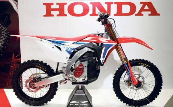 Honda ने पेश की पहली इलेक्ट्रिक कन्सेप्ट मोटोक्रॉस बाइक, जानें खासियत