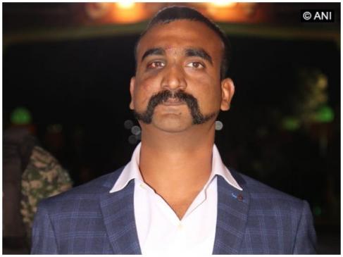 सुरक्षा कारणों से विंग कमांडर अभिनंदन का ट्रांसफर, कश्मीर घाटी में नहीं होगी तैनाती