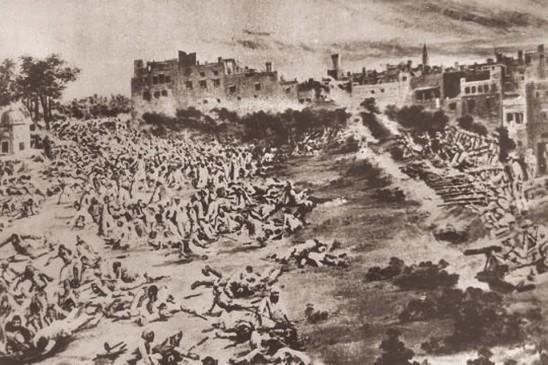 जलियां वाला बाग नरसंहार : 100 साल पहले अंग्रेजों ने जहां भून दिया था सैकड़ों भारतीयों को