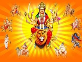 इस चैत्र नवरात्रि में अपनी राशि अनुसार कैसे करें मां दुर्गा को प्रसन्न...?