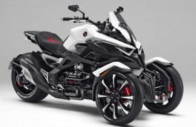 जल्द आएगी Honda की तीन पहिये वाली बाइक, ये होंगे फीचर