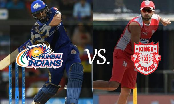 IPL : हाई वोल्टेज मुकाबले में अंतिम गेंद पर जीता मुंबई, पंजाब को 3 विकेट से हराया