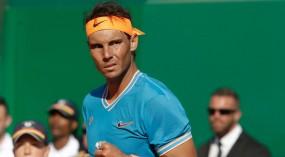 Monte-Carlo Masters: नडाल उलटफेर का शिकार, फोग्निनी ने सेमीफाइनल में हराया