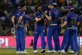 IPL-12: मुंबई इंडियंस ने लगाया जीत का शतक