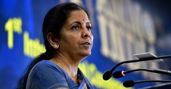 निर्मला सीतारमण बोलीं, राहुल ने कोर्ट के निर्णय की आधी लाइन भी नहीं पढ़ी