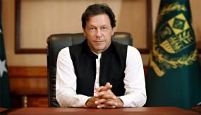 कांग्रेस नहीं बीजेपी की सरकार बनने पर शांति वार्ता संभव- PM इमरान खान