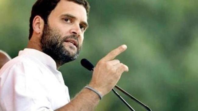अमित शाह को हत्या का आरोपी कहने पर राहुल गांधी के खिलाफ परिवाद