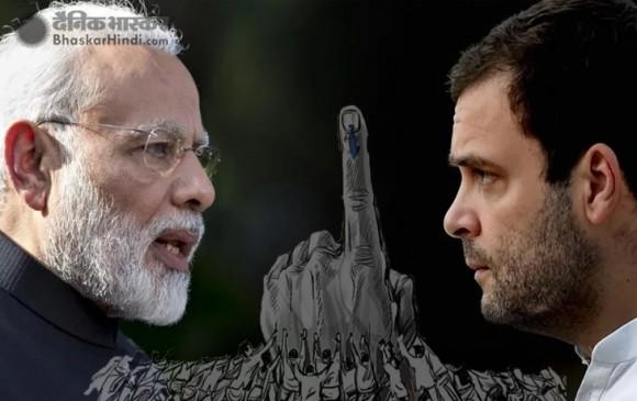 हिंदुओं से डर रही है कांग्रेस, इसलिए 2 जगह से चुनाव लड़ रहे राहुल: मोदी