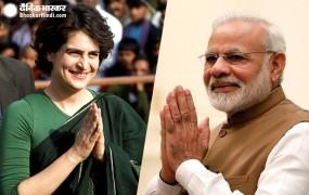 प्रियंका गांधी बोलीं- अगर राहुल कहे तो वाराणसी से चुनाव लड़ने को तैयार