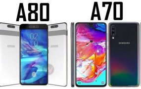 Samsung ने लॉन्च किया रोटेटिंग कैमरा वाला Galaxy A80 स्मार्टफोन, जानें कीमत