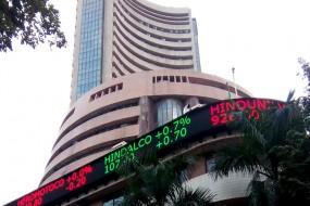 चौथे दिन शेयर बाजार में तेजी, सेंसेक्स में 106.15 और निफ्टी 25.80 अंकों की उछाल