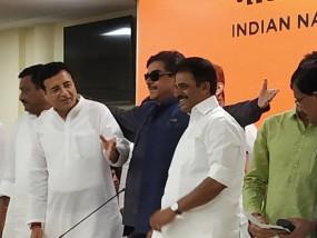 शत्रुघ्न सिन्हा पटना से कांग्रेस उम्मीदवार घोषित, बीजेपी को बताया 'वन मैन शो, टू मैन पार्टी'