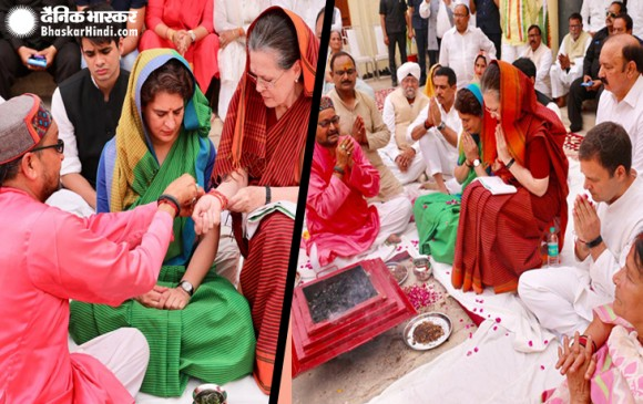 रायबरेली: नामांकन के बाद बोलीं सोनिया गांधी- 2004 ना भूलें पीएम मोदी