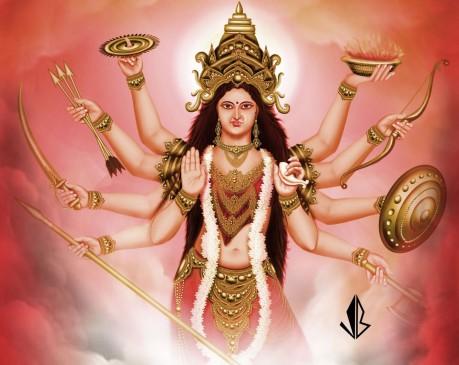 नवरात्रि में महानिशा पूजा का है विशेष विधान, करें देवी जागरण