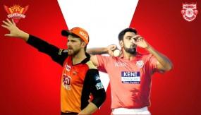 SRH vs KXIP : IPL के अंतिम मैच में वार्नर की आतिशी पारी, हैदराबाद ने पंजाब को 45 रन से हराया