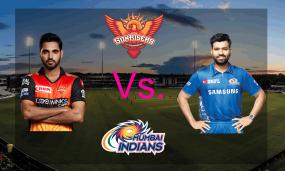 SRH vs MI : डेब्यू मैच में अल्जारी जोसेफ ने झटके 6 विकेट, मुंबई 40 रनों से जीता