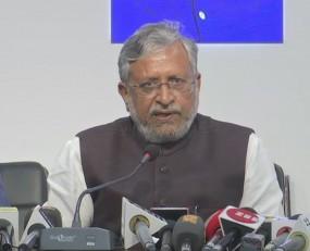 लालू ने CBI जांच रोकने के लिए जेटली से मांगी थी मदद, नीतीश सरकार गिराने का किया था वादा: सुशील मोदी