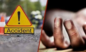 हाईवे पर 10 घंटे में तीन भीषण सड़क हादसे, तीन की दर्दनाक मौत