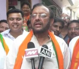 यूपी के मंत्री सुरेश खन्ना ने मायावती को बताया फ्यूज्ड ट्रांसफॉर्मर