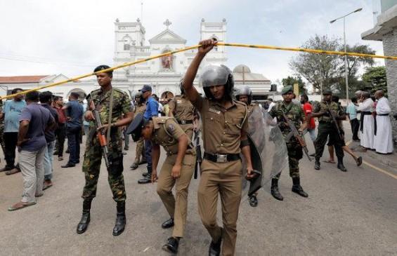 अमेरिका की चेतावनी, श्रीलंका में हो सकते हैं और भी आतंकी हमले