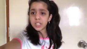 VIDEO : किरण बेदी की नातिन ने नानी पर लगाए गंभीर आरोप, कहा- परेशान करना बंद करो