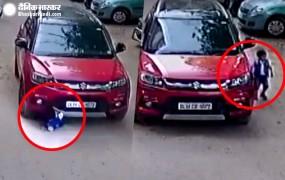 Shocking : ये वीडियो देखने के बाद आप फोन पर बात करते हुए कार चलाना छोड़ देंगे