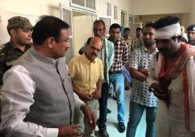 सागर और खुरई में चुनावी हिंसा, भाजपा-कांग्रेस समर्थकों में भिड़त