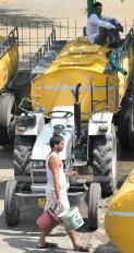 वेणा नदी के सूखने से गहराई वाड़ी में जल समस्या, उपाय योजनाओं पर किया जा रहा अमल