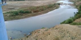 बालाघाटवासियों को मिलेगा अब एक वक्त पानी , रेत खनन ने सुखा दी नदी