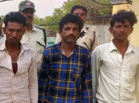 करंट का जाल फैलाकर करते थे टाइगर का शिकार, 3 शिकारी गिरफ्तार
