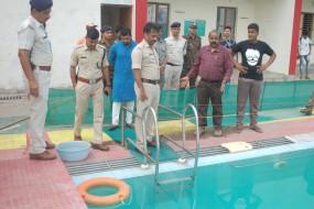 स्वीमिंग पूल में डूबने से किशोर की मौत, पहले ही दिन ही हुआ हादसा