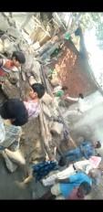 दमोह : मां के उम्र की महिला को लेडी दारोगा ने पीटा
