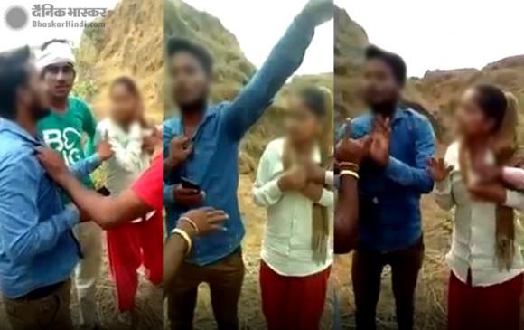 अलवर: दलित महिला के साथ पति के सामने 5 लोगों ने किया गैंगरेप, भाजपा ने CM का इस्तीफ़ा मांगा