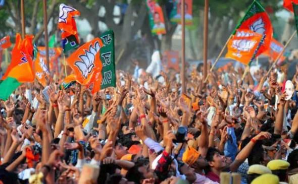 BJP का नया वर्ल्ड रिकॉर्ड, ट्विटर पर बनी दुनिया की सबसे बड़ी पार्टी