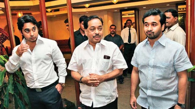 भाजपा के नेता बेटे-बेटियों को मिली जीत, पाटील और नीलेश भी हारे