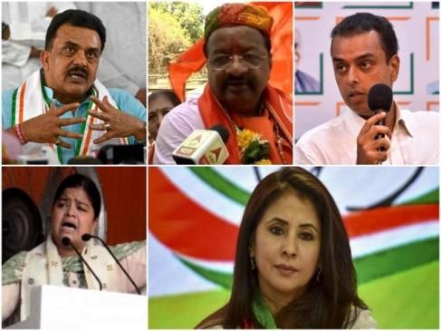 मुंबई की सभी सीटों पर भाजपा-शिवसेना का कब्जा, मिलिंद, उर्मिला, प्रिया और निरुपम हारे, इनकी हुई जीत