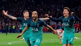 Champions league 2019: टॉटेनहैम फाइनल में पहुंचा, लीवरपूल से होगा मुकाबला