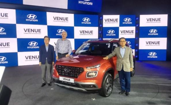 Hyundai Venue भारत में हुई लॉन्च, जानें फीचर्स और कीमत
