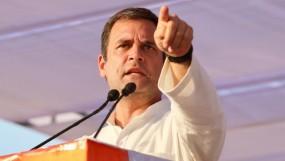 मोदी ने राजीव गांधी को बताया भ्रष्टाचारी, राहुल बोले-आपके कर्म आपका इंतजार कर रहे हैं