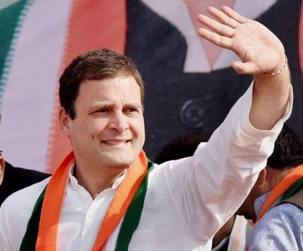 राहुल गांधी आज यूपी और बिहार में करेंगे रैलियां, पटना में रोड शो