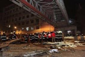 सीएसटी पुल हादसा : मनपा का रिटायर्ड चीफ इंजीनियर गिरफ्तार
