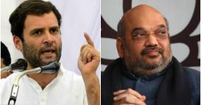 EC ने राहुल गांधी को दी क्लीन चिट, शाह को बताया था हत्या का आरोपी