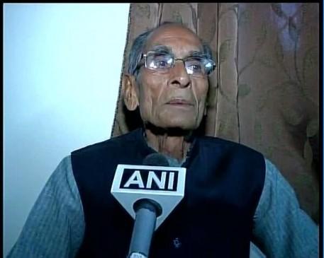 मप्र: शिवराज सिंह चौहान के पिता का मुंबई के लीलावती अस्पताल में निधन