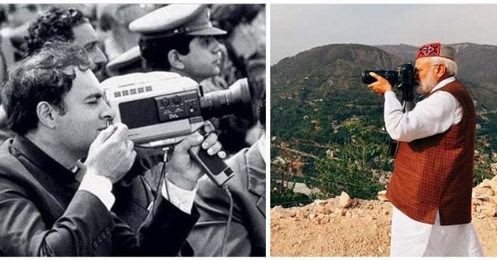 राजीव गांधी ने 1983 में किया था डिजिटल कैमरे का इस्तेमाल, जानें क्या सच