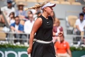 French open 2019: पोतापोवा दूसरे राउंड में पहुंची, केर्बर को हराकर किया उलटफेर