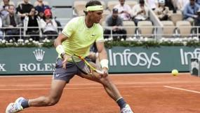 French open 2019 : नडाल-जोकोविच दूसरे राउंड में, बार्टेंस भी अगले राउंड में पहुंचीं